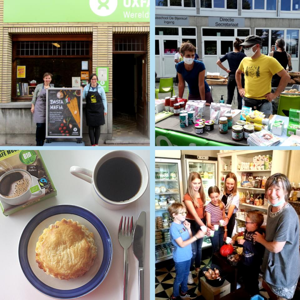 Gemeenten in actie tijdens de Week van de Fair Trade, laat je inspireren!