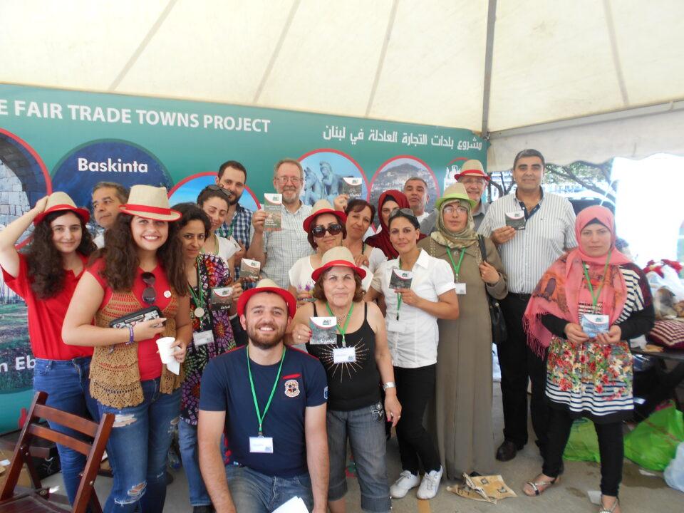 Internationale Fair Trade Towns beweging vraagt hulp voor Beiroet